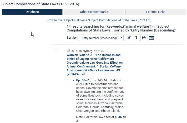 3d3bfe3a84f How to Search in Subject Compilations of State Laws